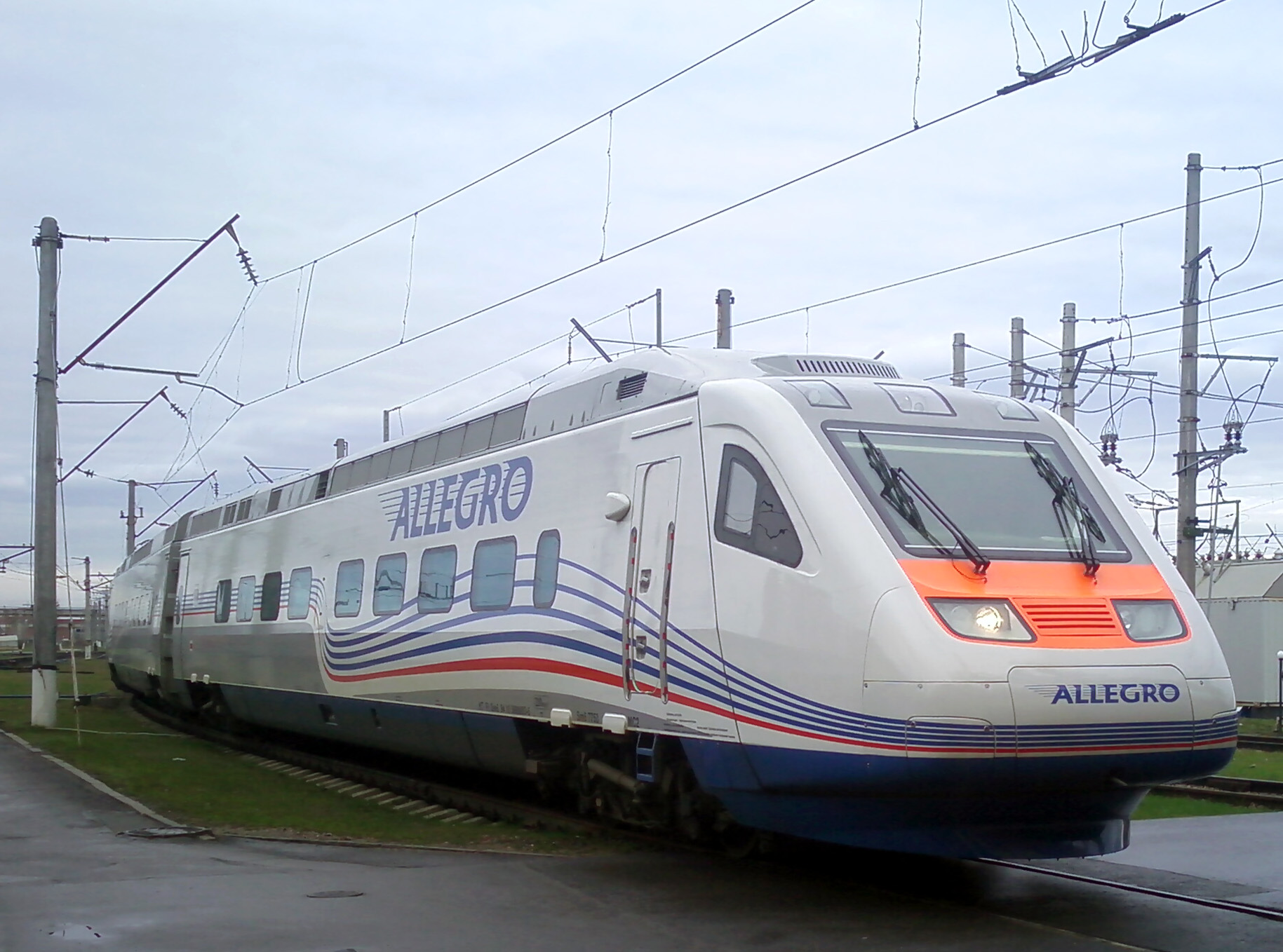фото вагона сапсана санкт-петербург москва