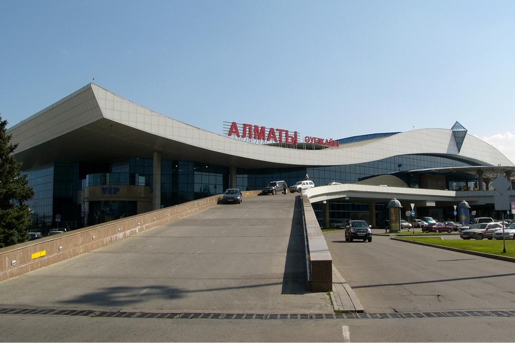 Shymkent Havaalanı, Kazakistanın ikinci büyük merkezi
