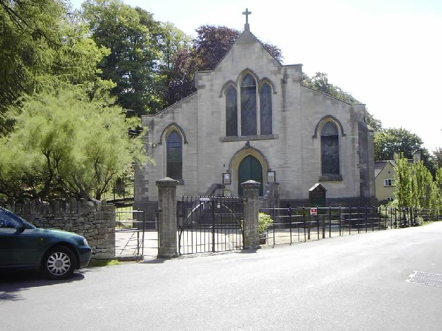 Amberley (Glos) Holy Trinity Church - geograph.org.uk - 68141