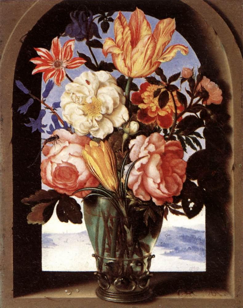 File ambrosius bosschaert the elder wikimedia for Bouquet de fleurs wiki