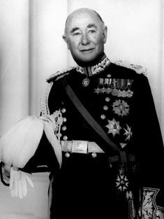 Arthur Porritt, Baron Porritt