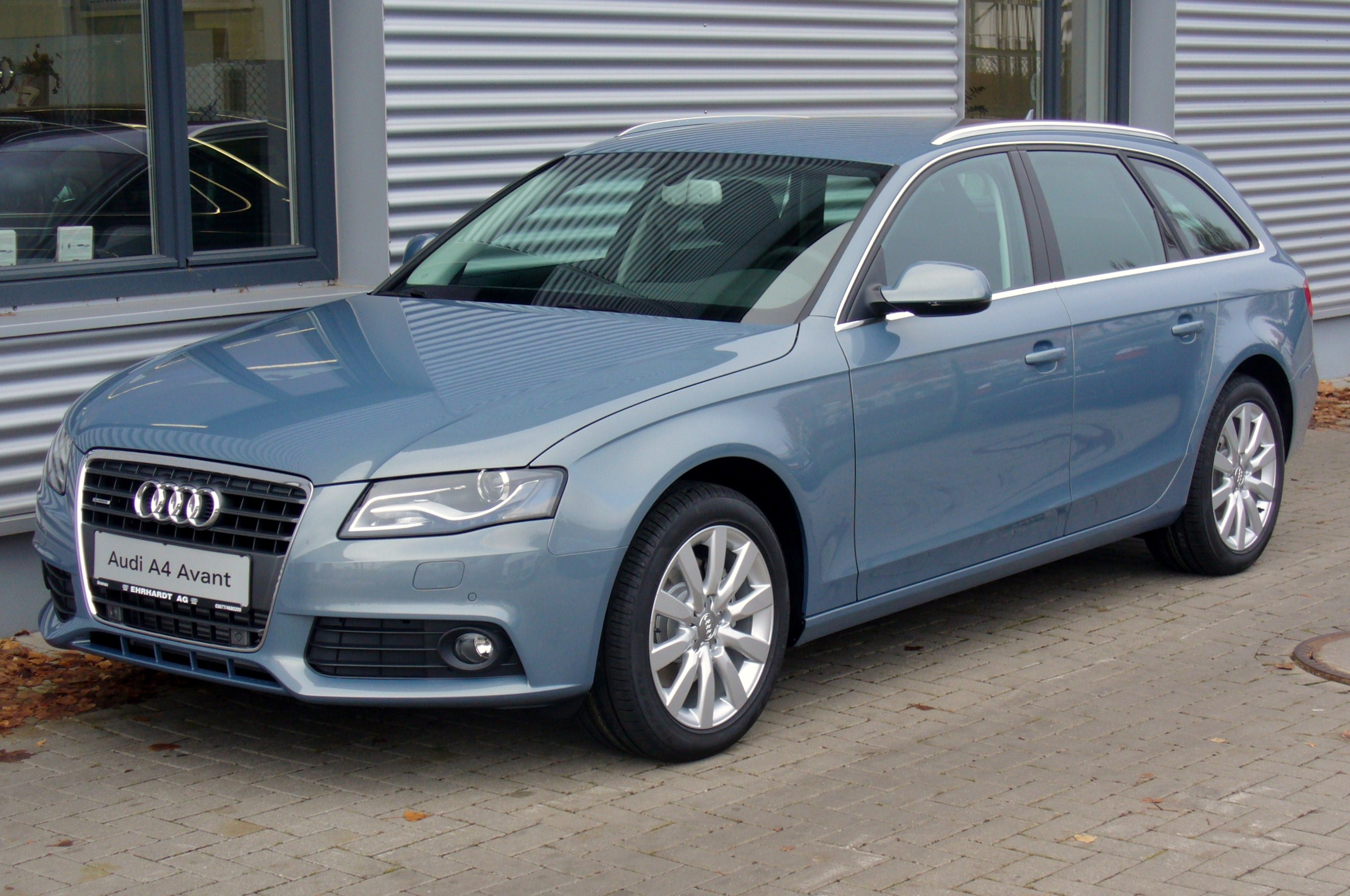 2005 audi a4 2.0 tdi quattro related infomation,specifications
