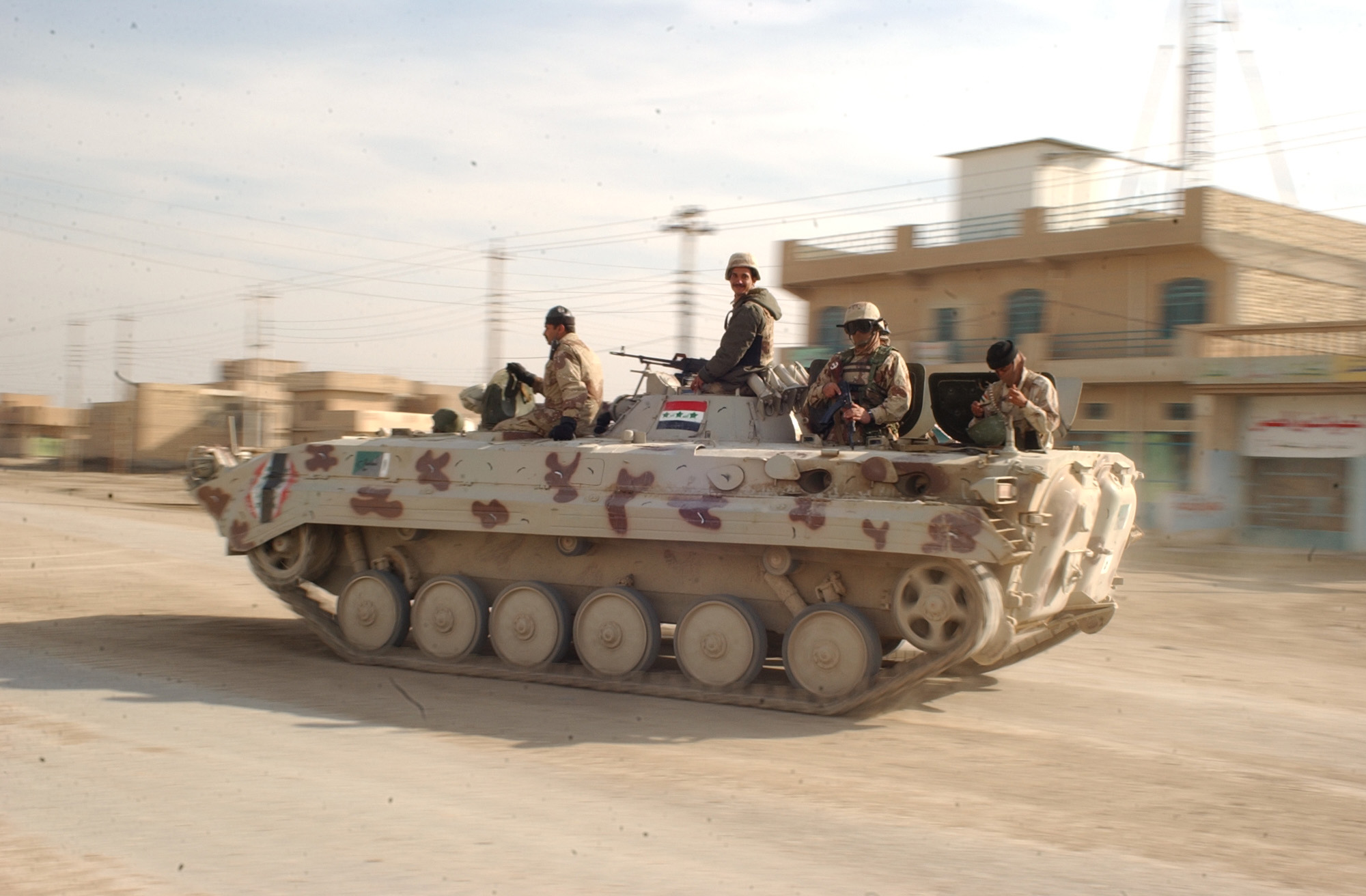 Iraq profile - timeline