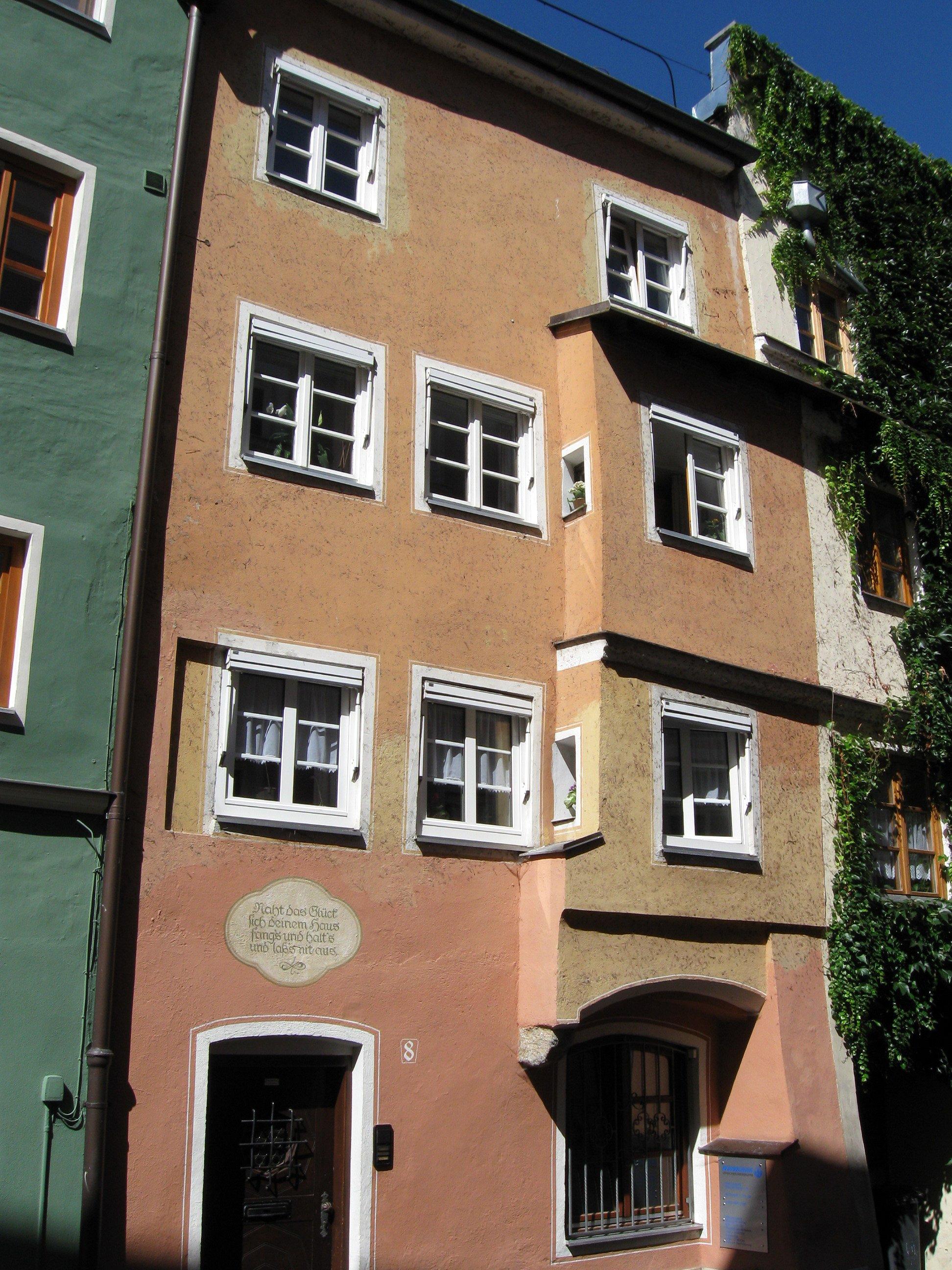 datei baeckerzeile 8 wasserburg wikipedia. Black Bedroom Furniture Sets. Home Design Ideas