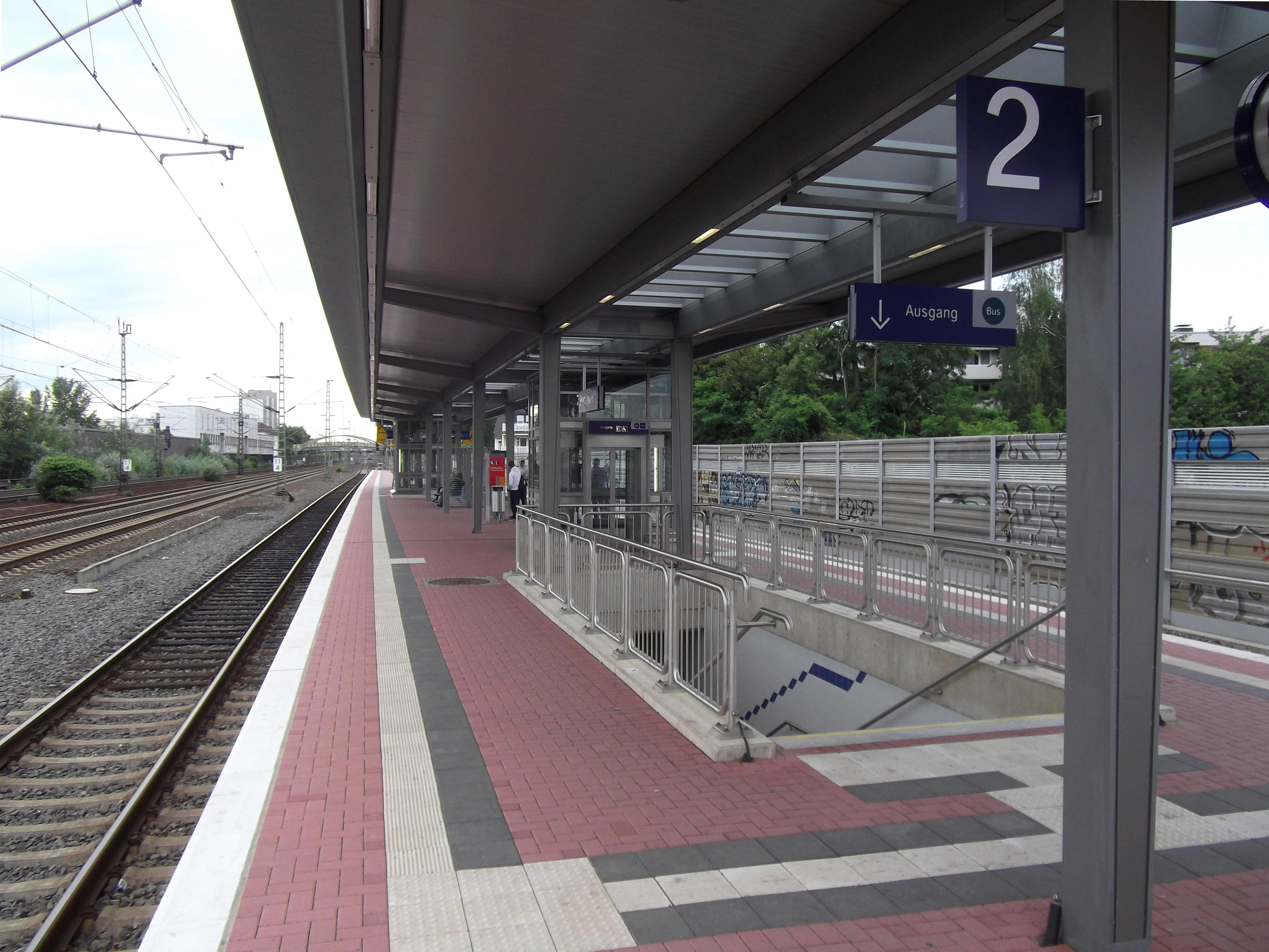 Porz Wahn Bahnhof