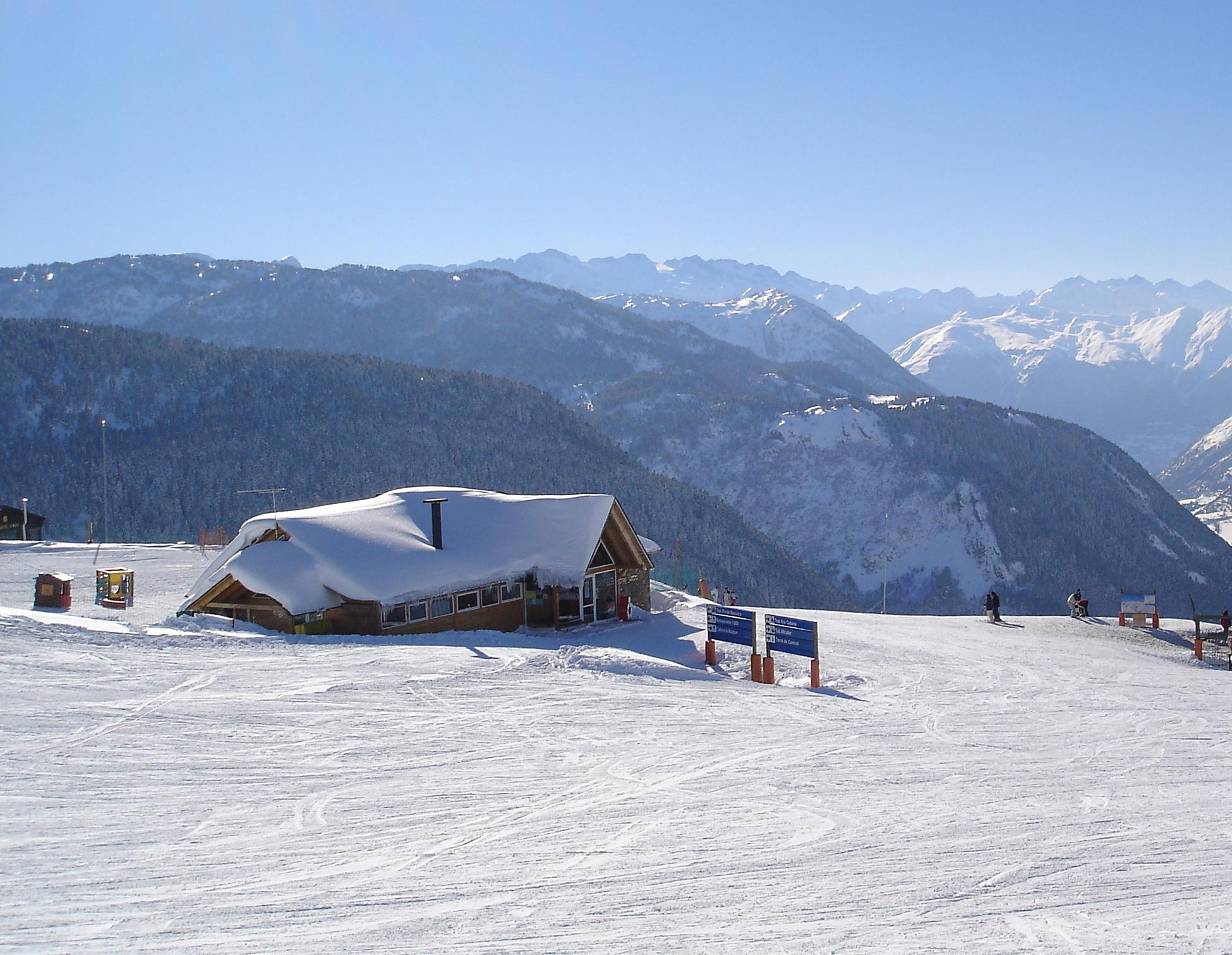 Baqueira 1800 - Algunas de las mejores estaciones de esquí de España