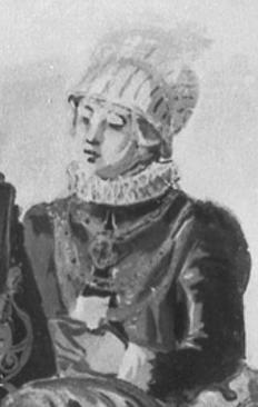 Barbara, Württemberg, Gräfin