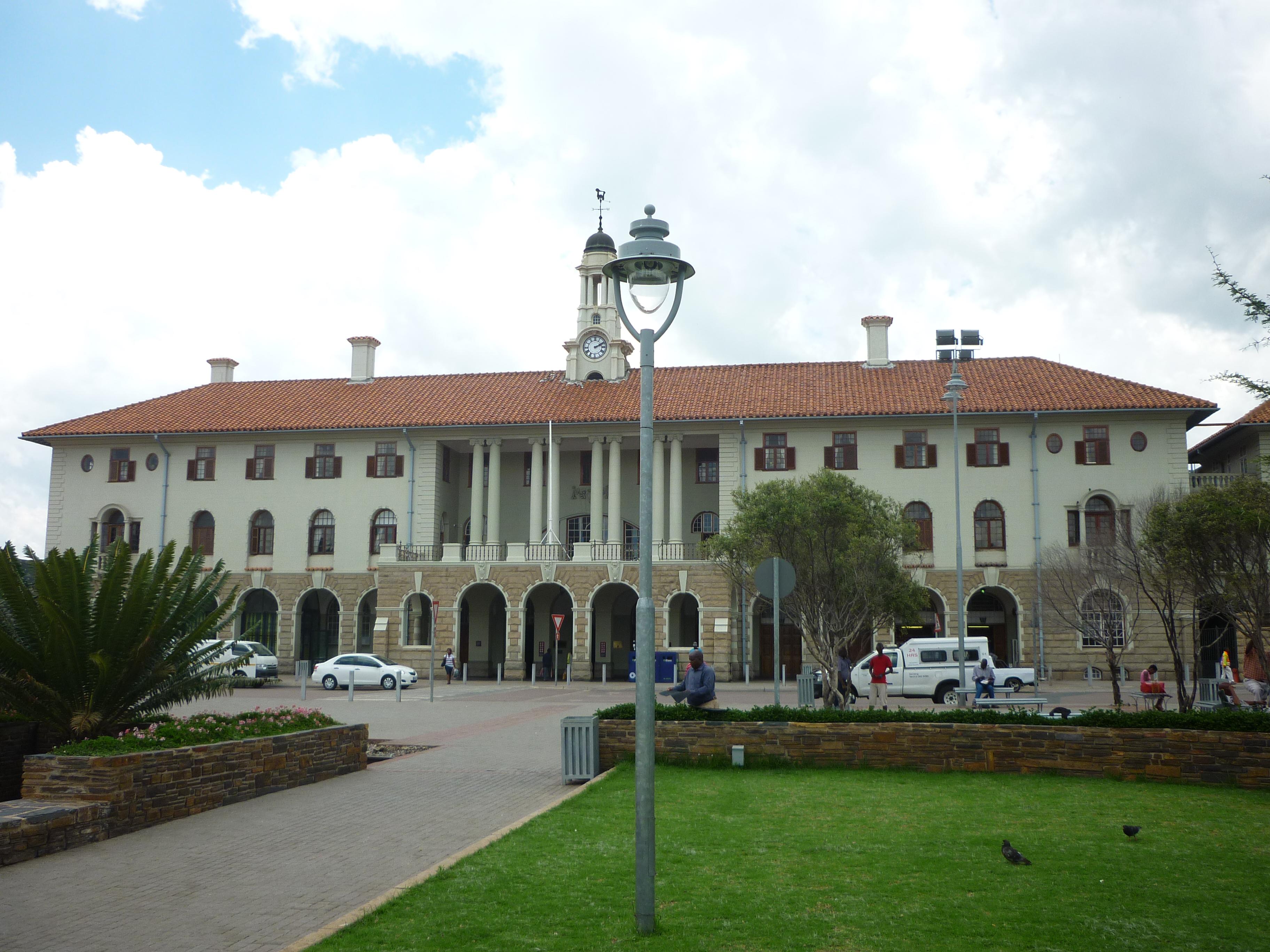 Pretoria Travel Guide At Wikivoyage