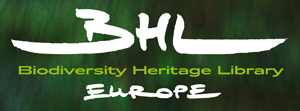 Biodiversity Heritage Library for Europe