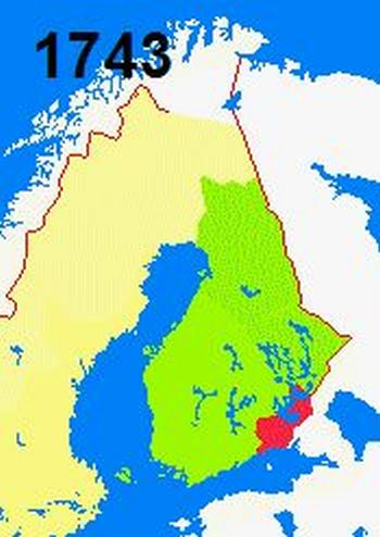 Suomen Rajamuutokset Haminan Rauhasta Nykypaivaan