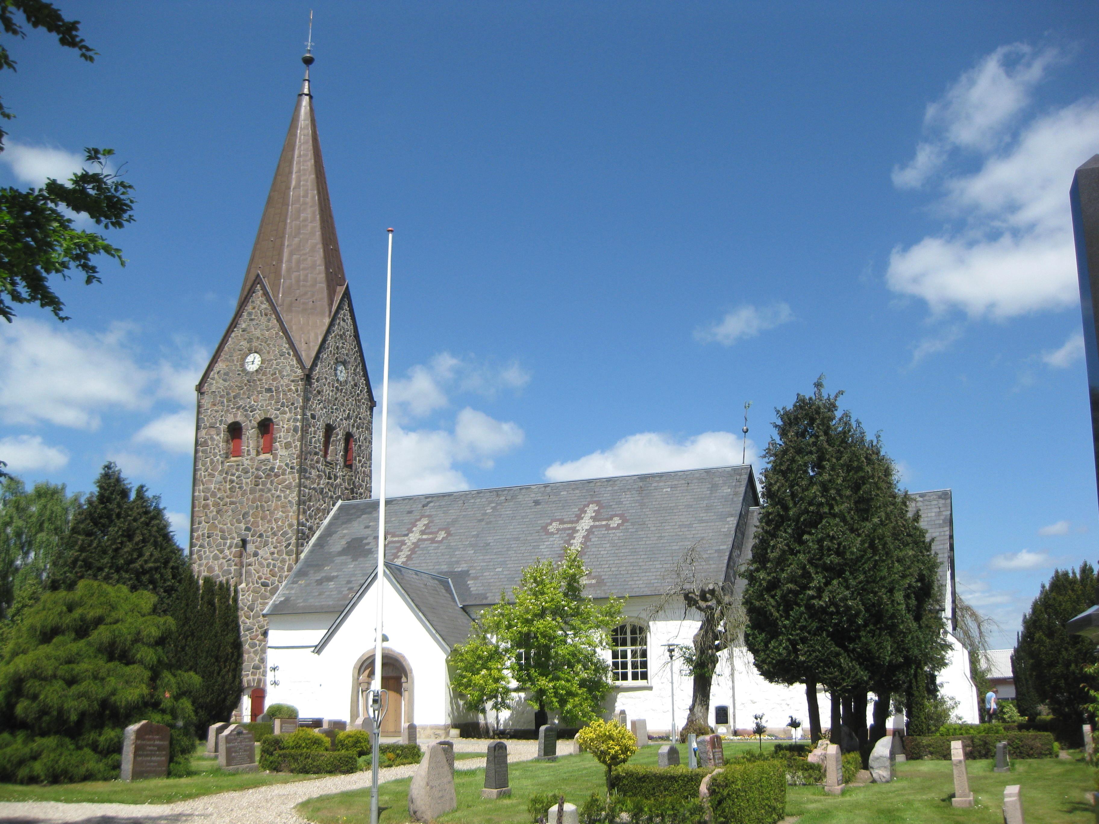 Thumbnail for Tysk præst skrev løs om Bov Sogn