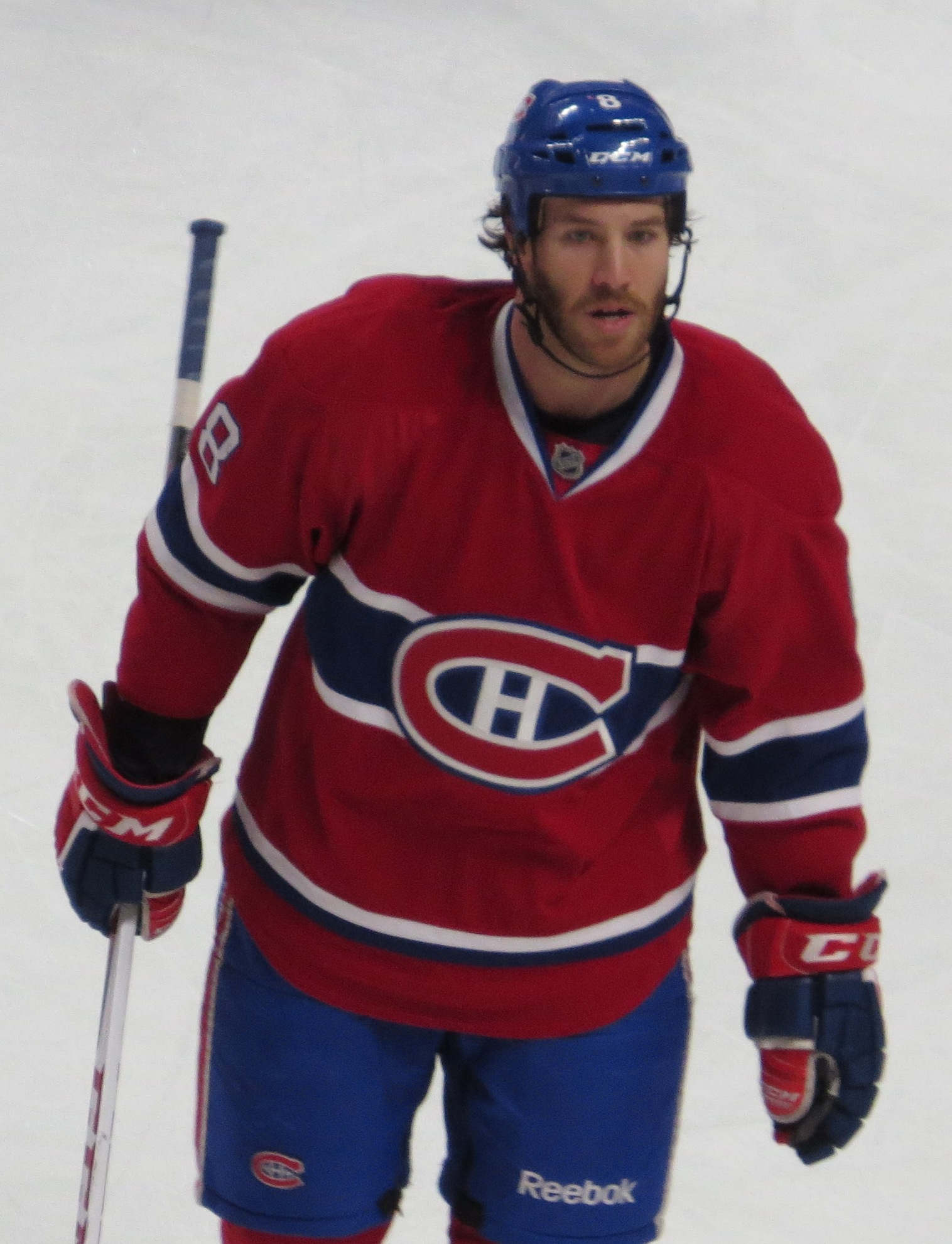 Brandon Prust Brandon Prust Wikipedia the free encyclopedia