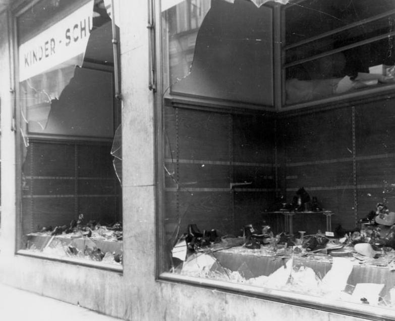 kristallnatten 1938