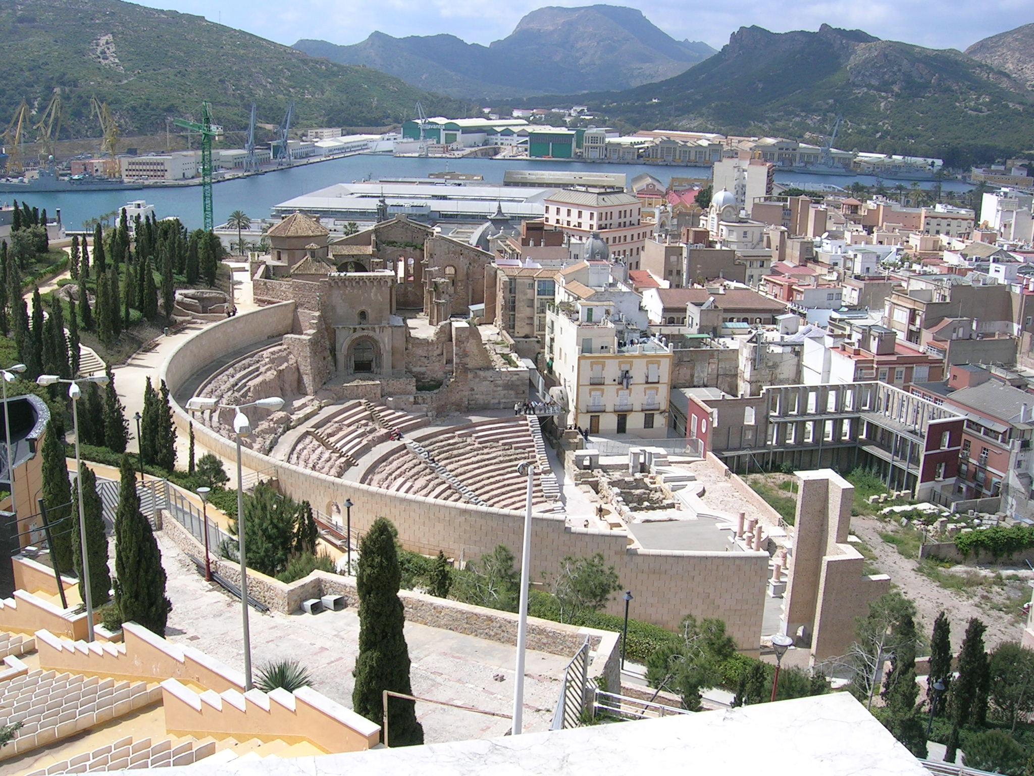 Gallery For > Carthago Nova Tom Cruise Ports