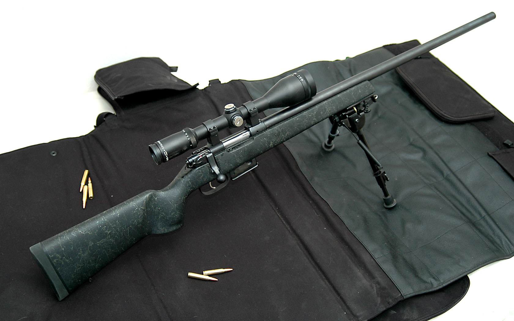 CZ - USA 527 Varmint Kevlar HS Precision .204r For Sale at ...