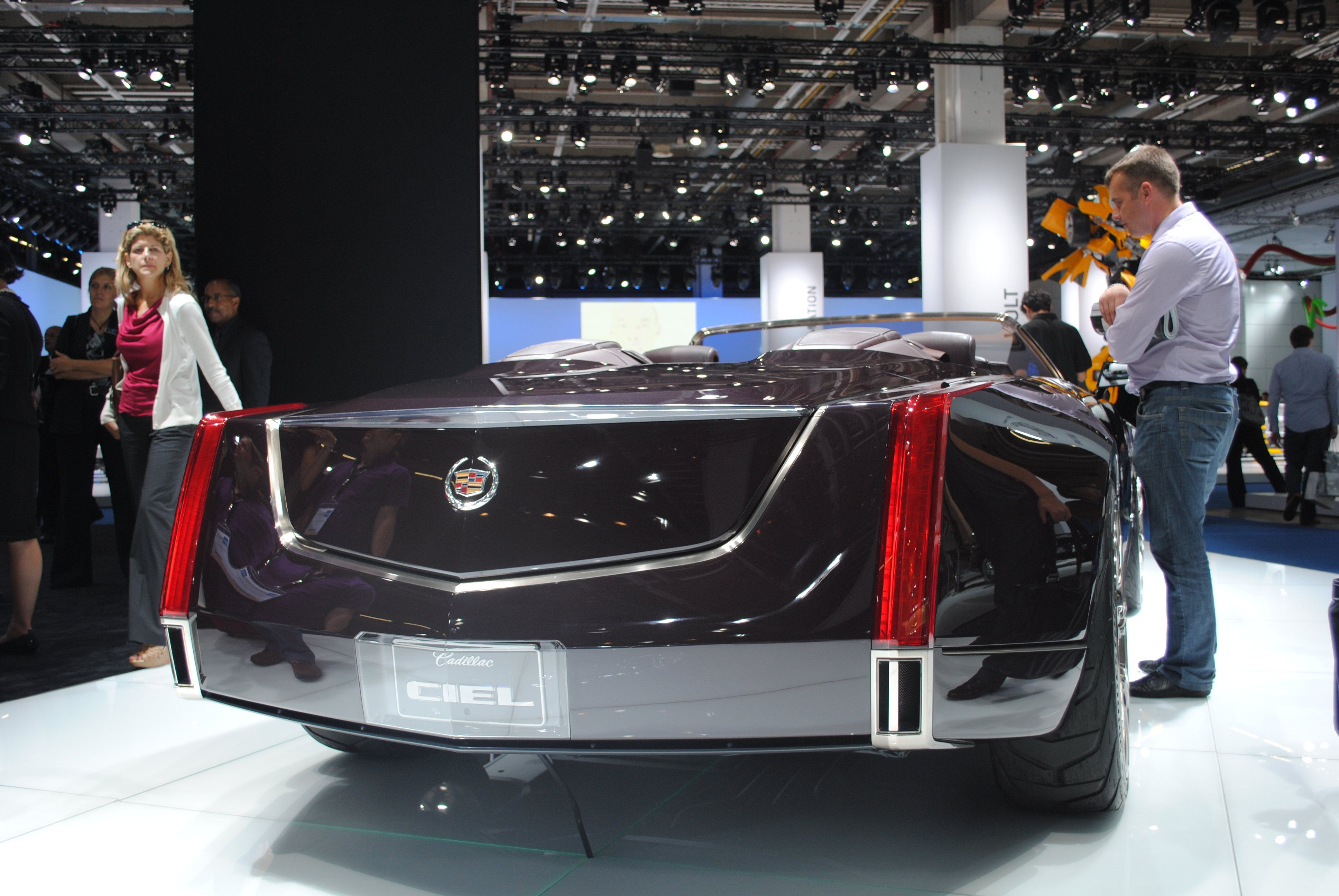 Price Of Cadillac Ciel 2017 - 2018 Best Cars Reviews