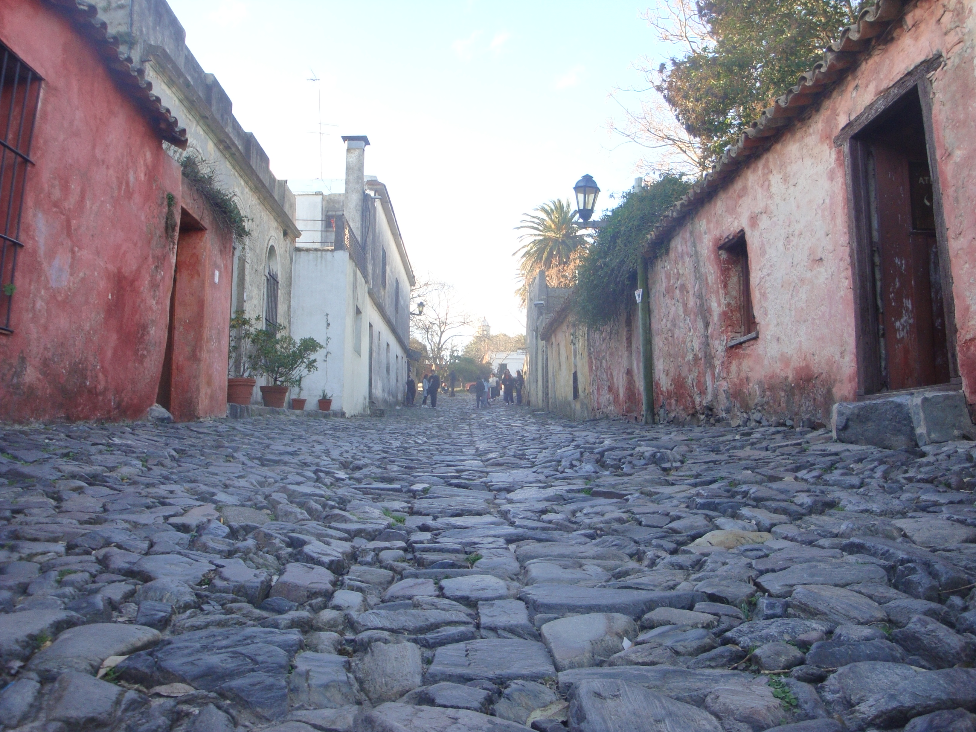 File Calle De Los Suspiros  Colonia del Sacramento on colon location