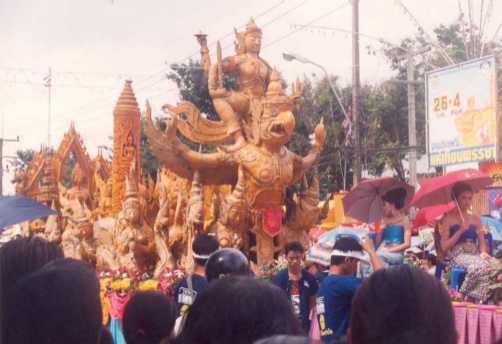 Ubon Ratchathani Candle Festival Wikipedia