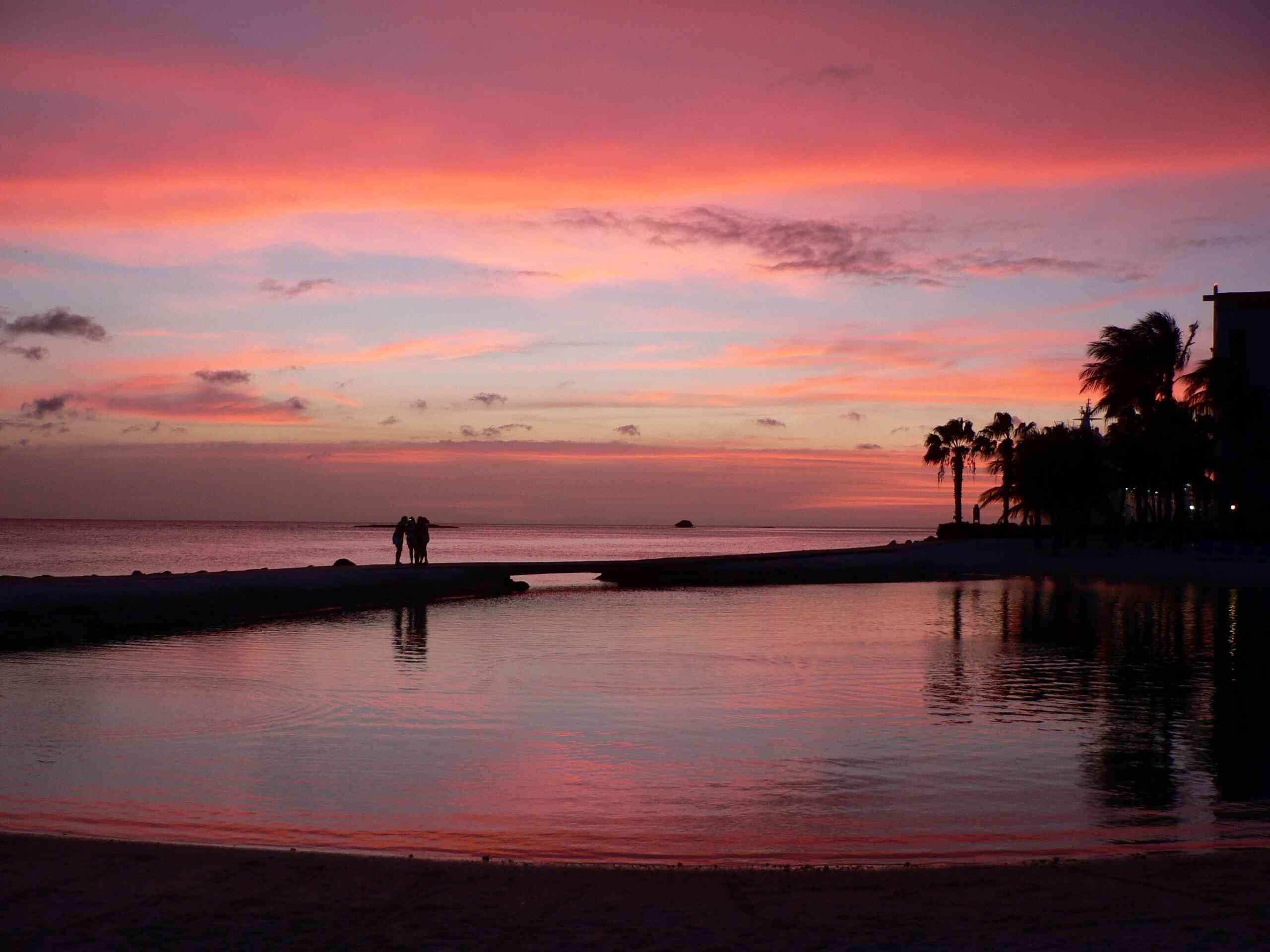 FileCaribbean Sunset Aruba 4901402905
