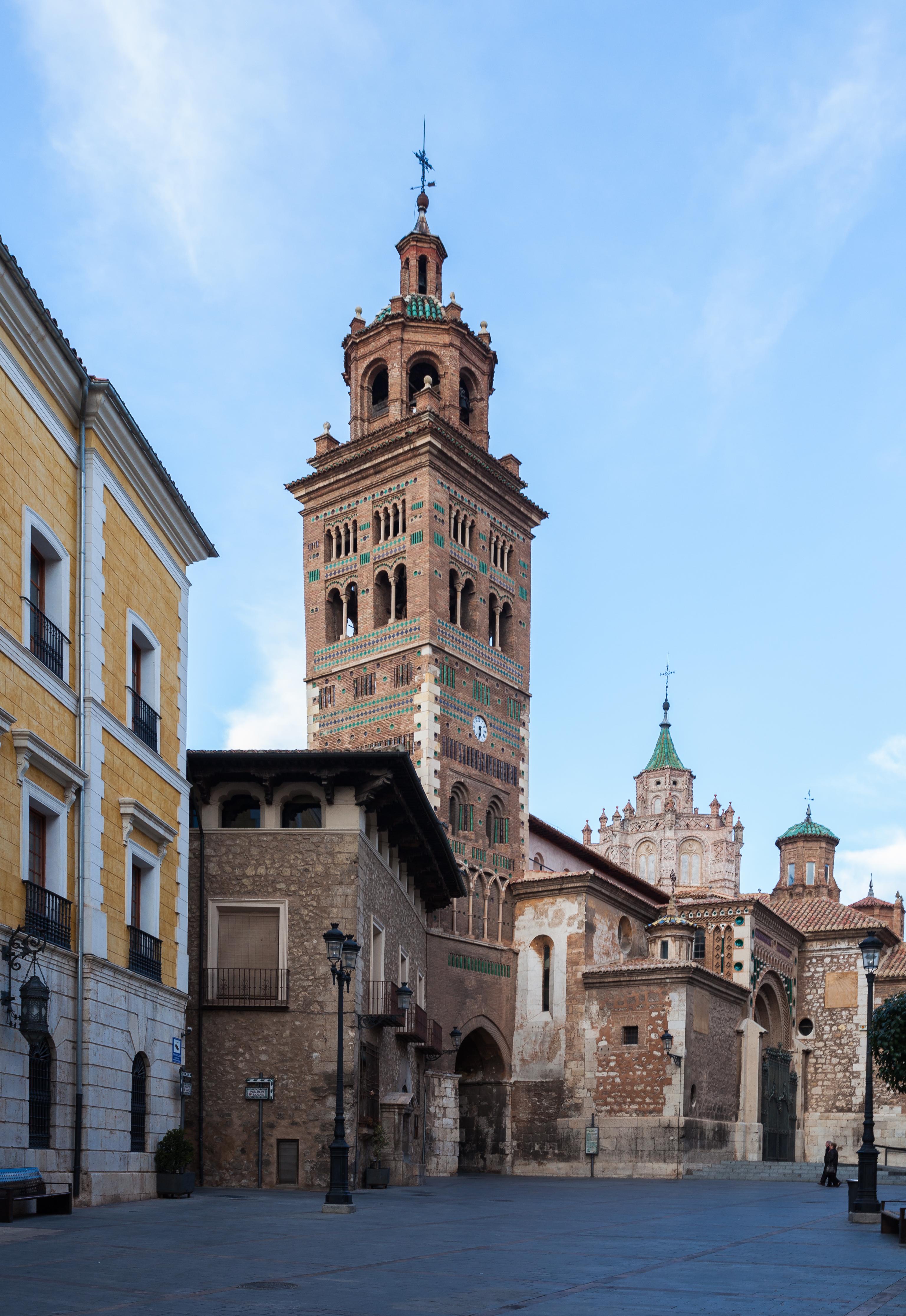 File Catedral Teruel Espa 241 A 2014 01 10 Dd 64 Jpg