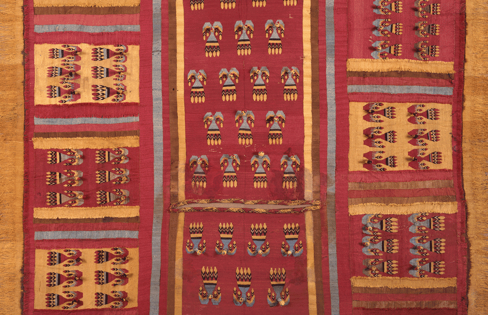 andean textiles wikipedia