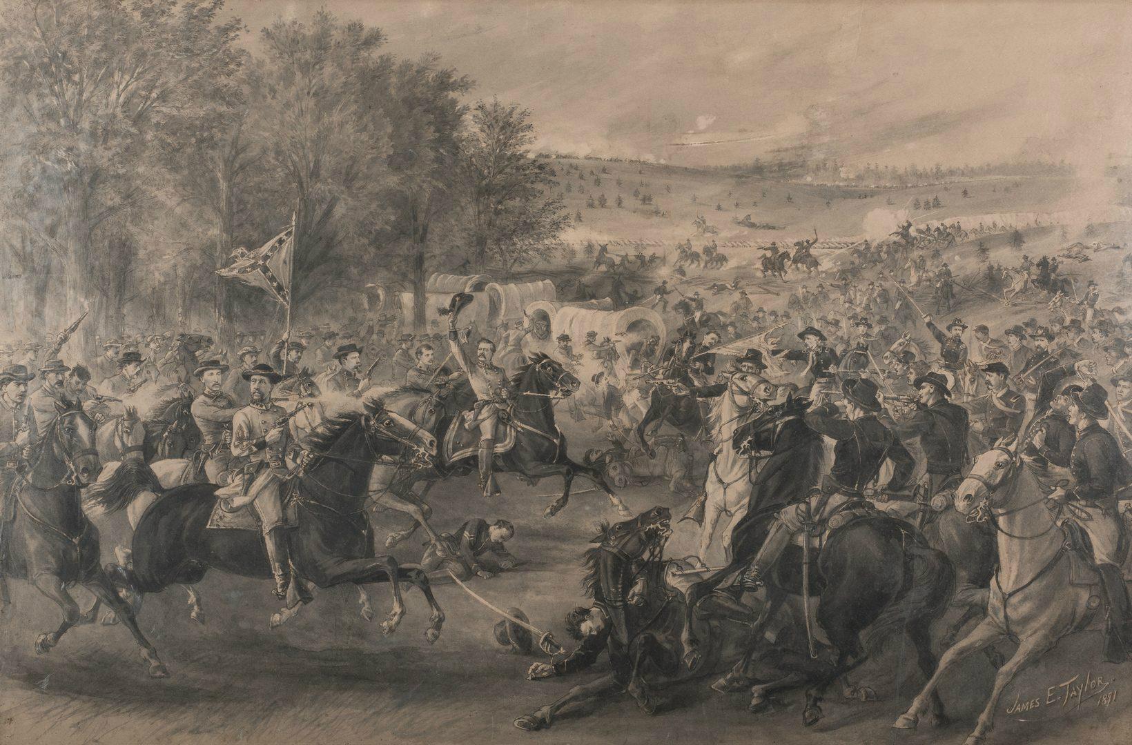 Battle Of Trevilian Station Wikipedia