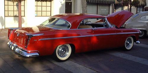 Chrysler C-300 / 1955 im Maßstab 1/25 von Möbius Models Chrysler_C-300