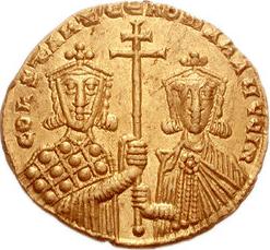 Romanos II Byzantine Emperor