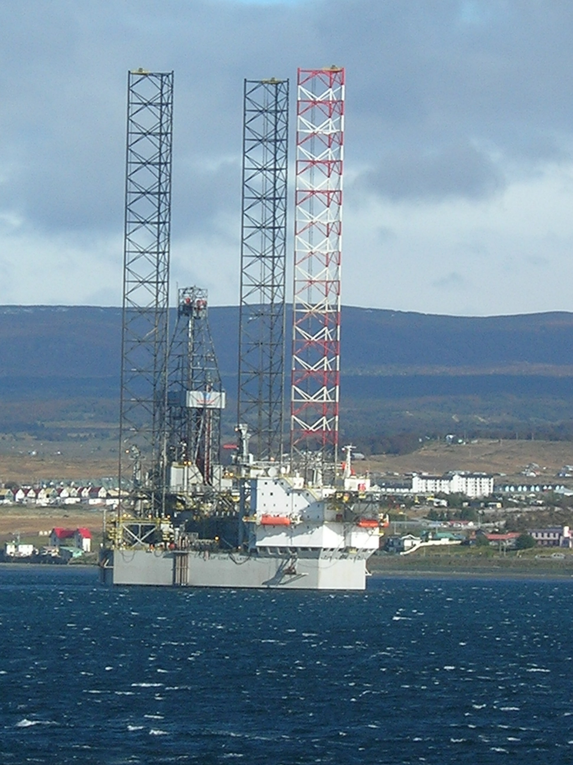 Jack-up Drilling Platforms