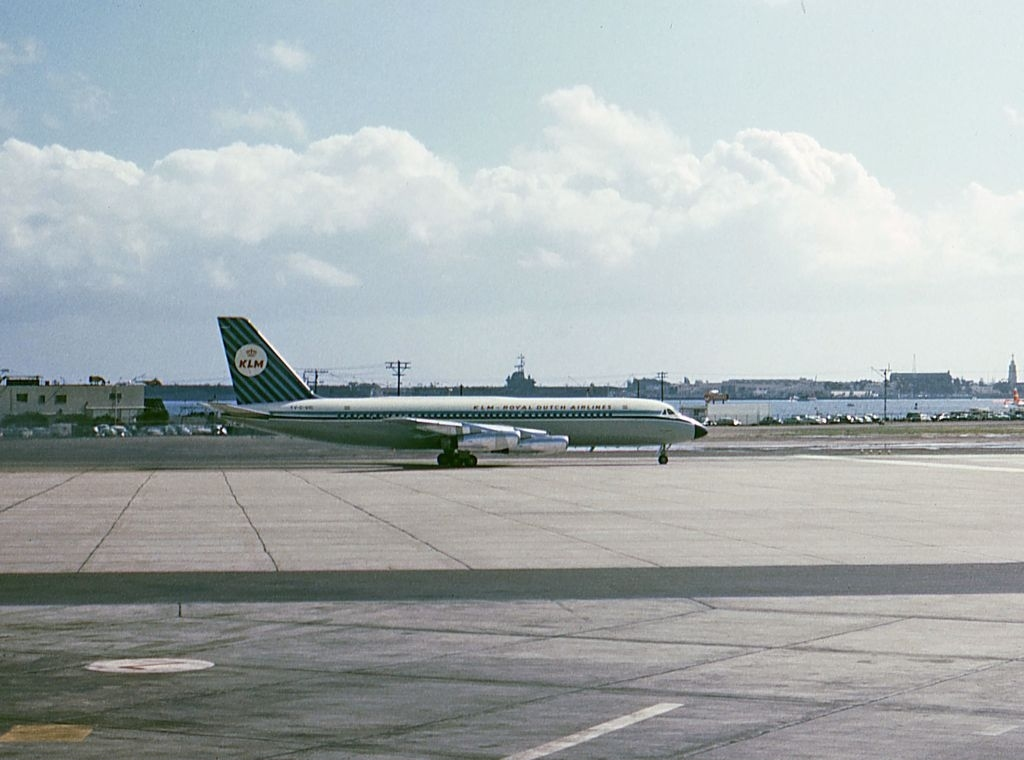 file convair cv-880  klm royal dutch airlines jp6836341 jpg