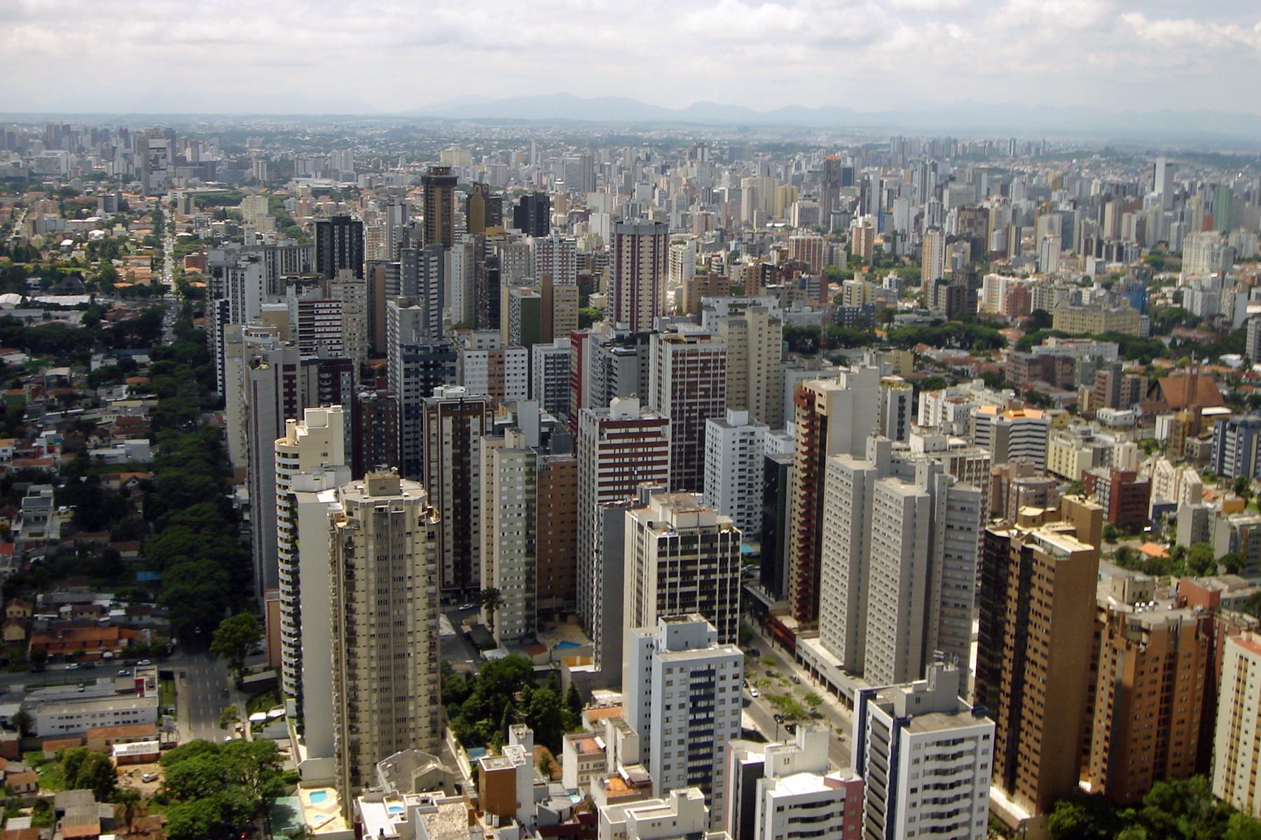 Curitiba (8º)
