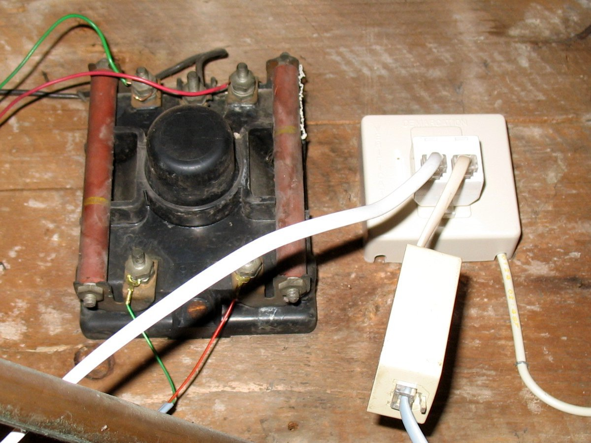 Wiring A Telephone Junction Box