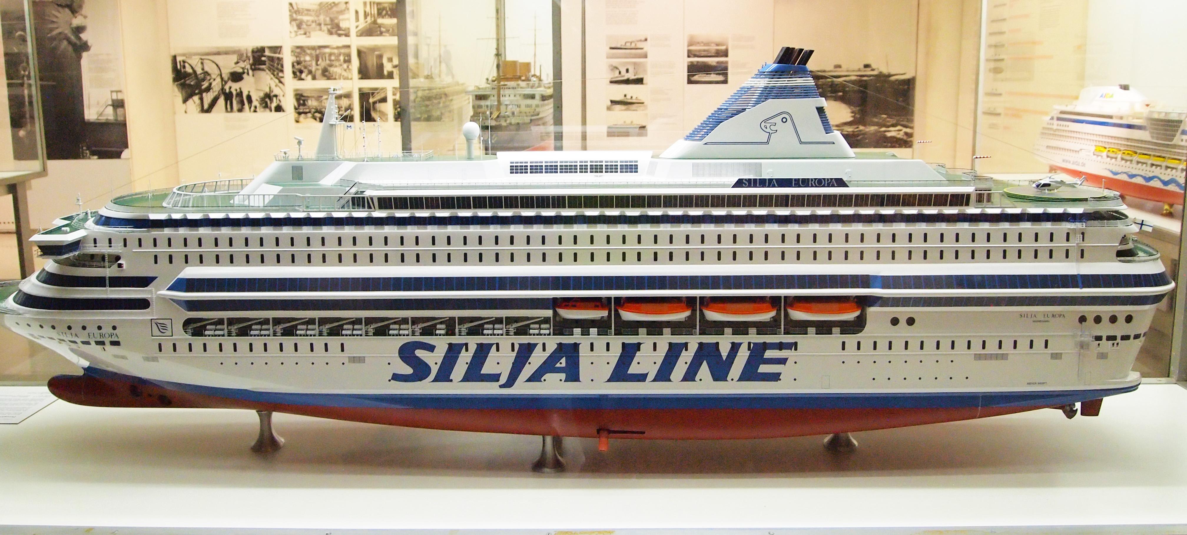 File Deutsches Museum Silja Line Model Jpg Wikimedia