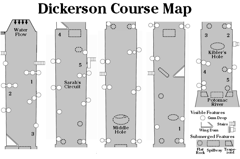 Dickerson Course Map.png