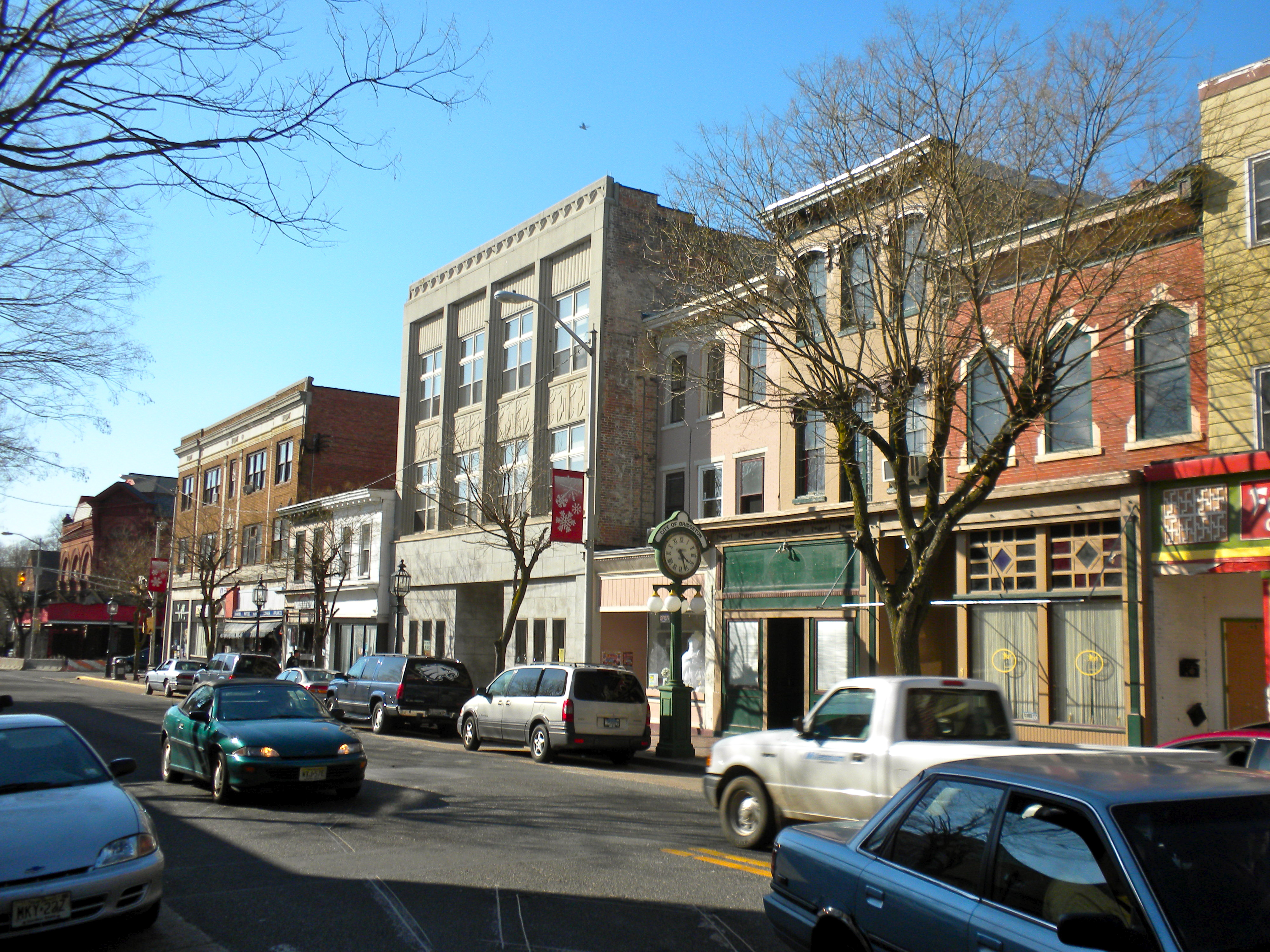 Downtown Bridgeton Nj These Are The Poorest Cities In New Jersey For