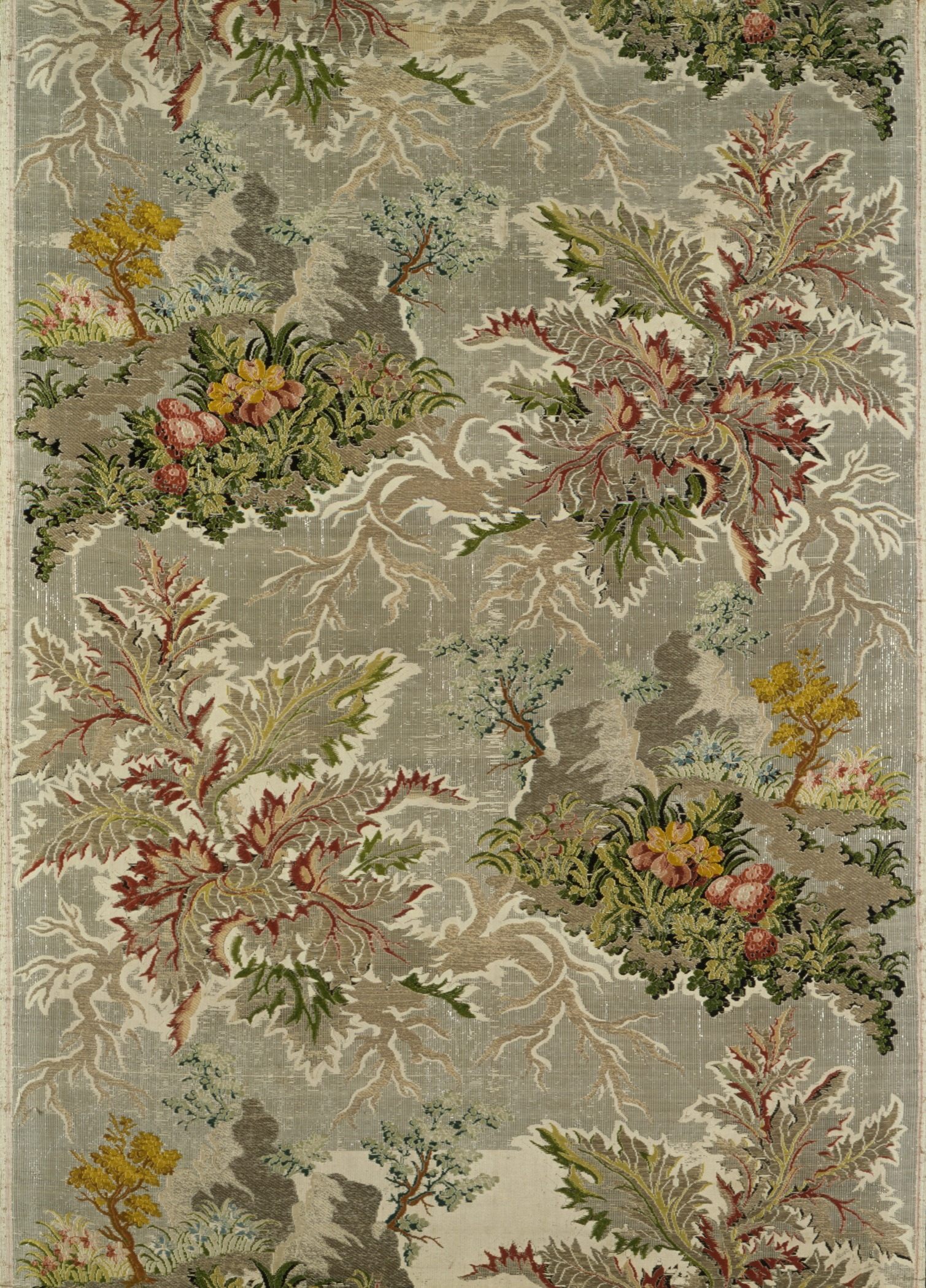 Dress or furnishing fabric italy or france textile silk for Furnishing fabrics