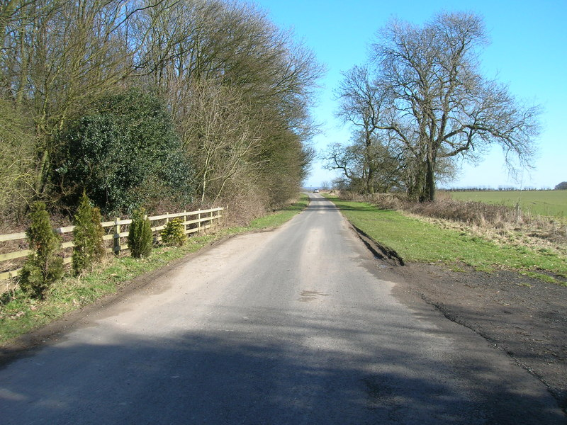 Dunflat Road - geograph.org.uk - 1733500