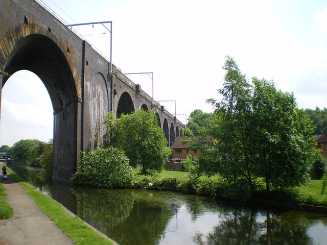 Dunstall Railway Arches - geograph.org.uk - 833543