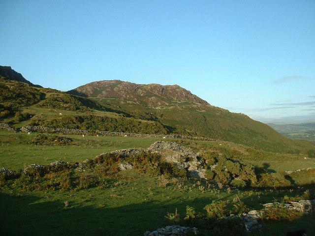 East summit of Moel y Gest - geograph.org.uk - 45680