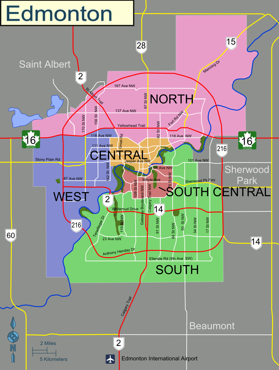 Edmonton u2013 Travel guide at Wikivoyage