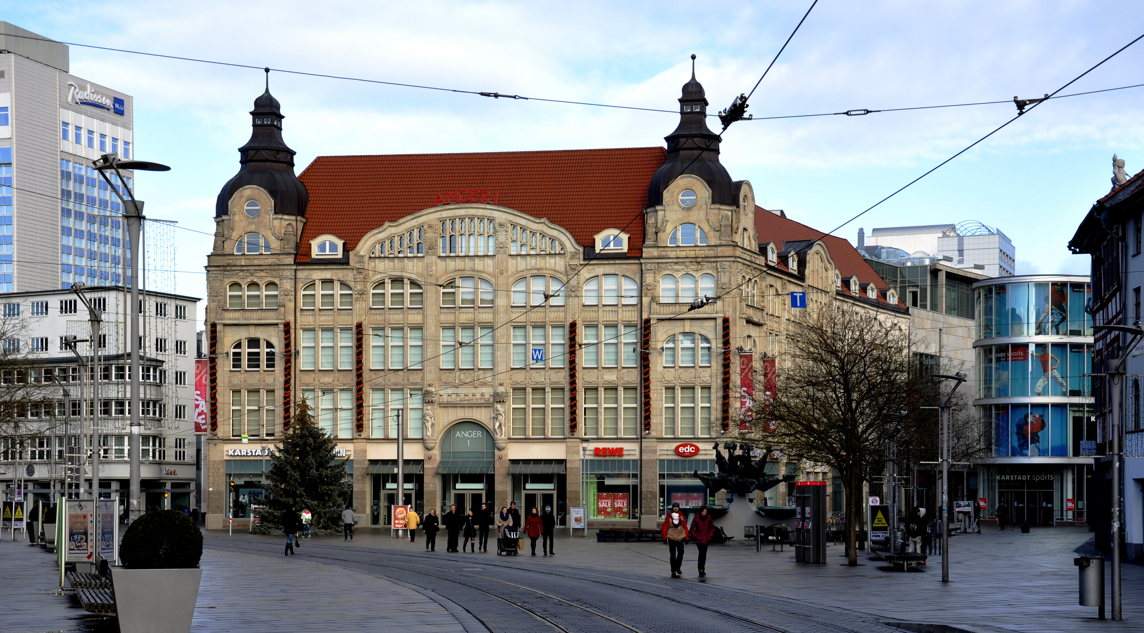 Min by Erfurt singler