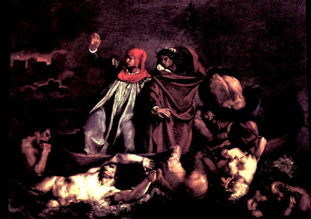 Dante's Inferno   Sisyphean High: Regents English 10