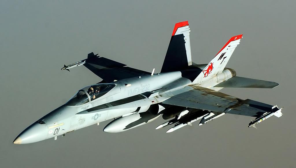 F/A-18 Hornet - Wikiwa...