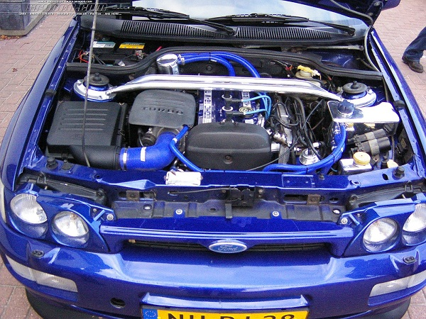 Ford escort engine specifications