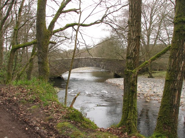 Forge Bridge - geograph.org.uk - 761624