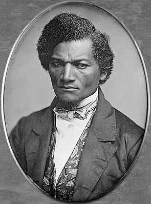 Abolitionists and freed slave Frederick Douglass, biography