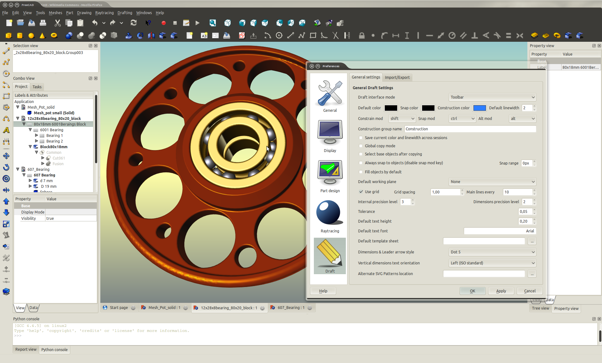 File wikimedia commons for Free 3d drawing software online
