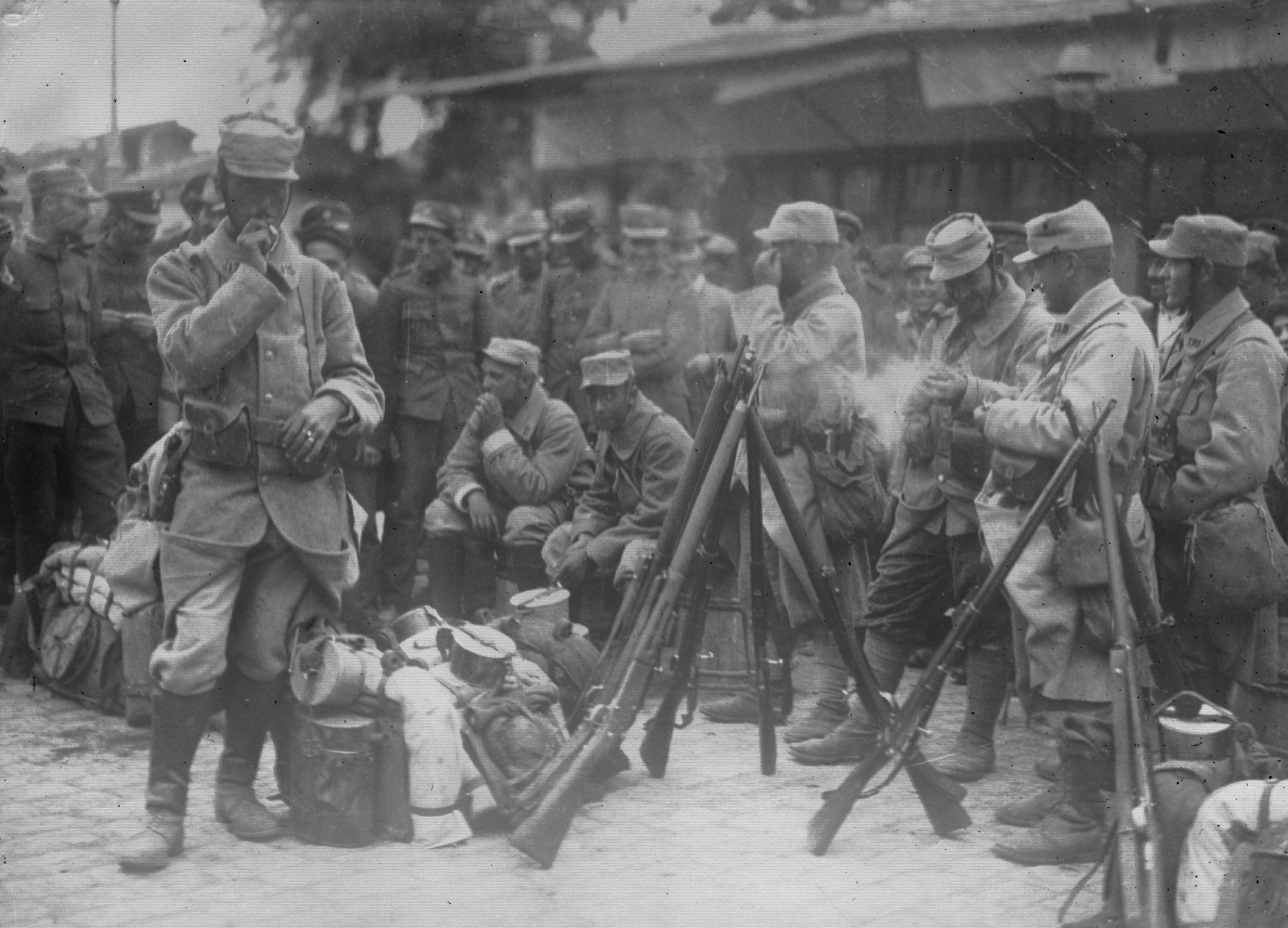 Battle of krivolak wikipedia - Battlefield 1 french soldier ...