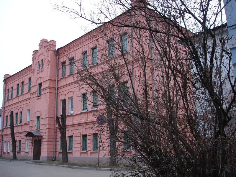 Courthouse at Vladimir Central Prison