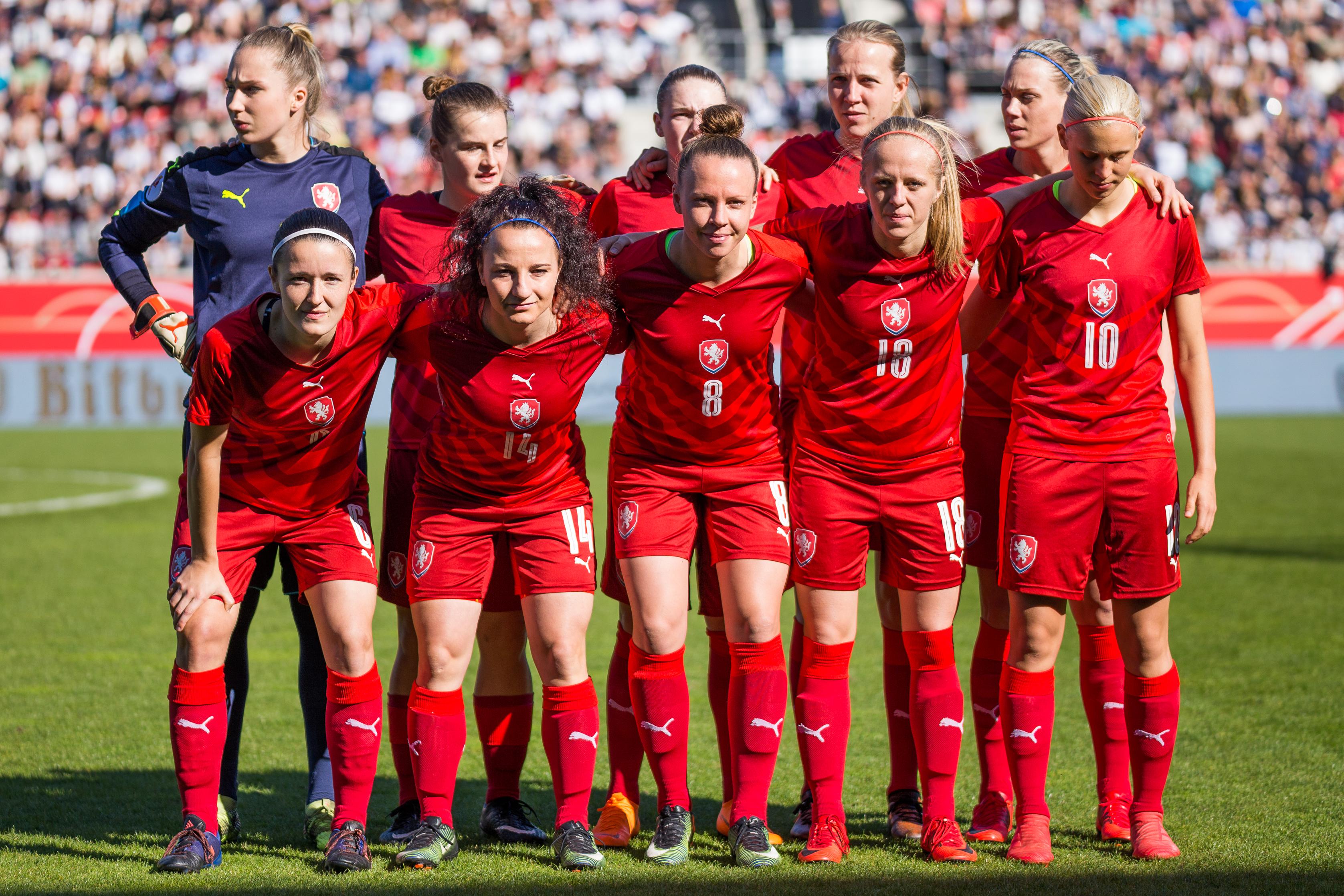 Datei Fussball Frauen Landerspiel Deutschland Tschechien
